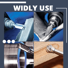 Load image into Gallery viewer, Metal Polishing Cut Carbide Rotary Set