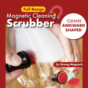 Full Range Magnetic Cleaning Scrubber