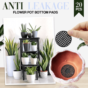 Anti Leakage Flower Pot Bottom Pads 20PCS