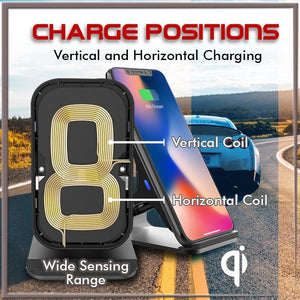 Wireless Fast Charging Phone Holder