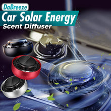 Load image into Gallery viewer, DaBreeze Car Solar Energy Scent Diffuser