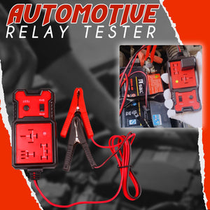 Automotive Relay Tester