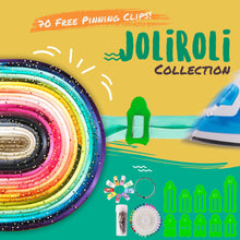 Load image into Gallery viewer, JoliRoli Sasher Collection(70 Free Pinning Clips)
