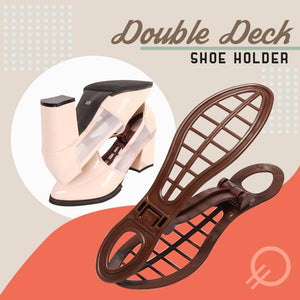 Folding Three-Stage Shoe Holder-Set For 4