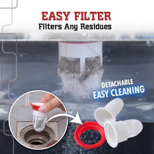 Load image into Gallery viewer, Anti-Odor Sewer Core Drain Backflow Preventers - 3PCS