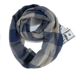 Infinity Pocket Hitch Scarf