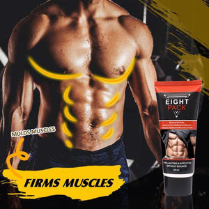 8 Packs Tighten Muscles Molding Cream
