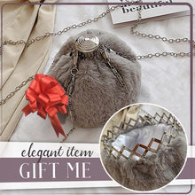 Load image into Gallery viewer, Plush Cute Shape Shoulder Bag