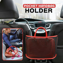 Load image into Gallery viewer, Car Net Pocket Handbag Holder (2pcs)