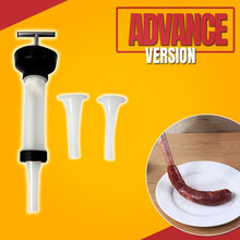 Load image into Gallery viewer, Silicone Manual Sausage Filling Machine