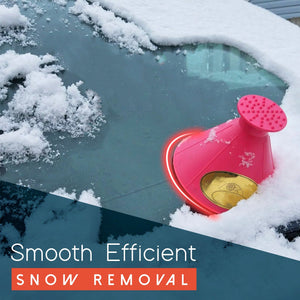 Smooth Car Ice Scraping Funnel