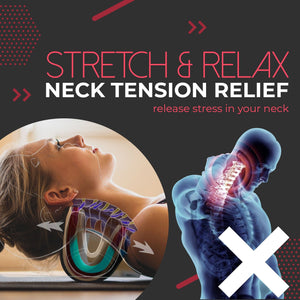 Neck Stretching Relax Pillow