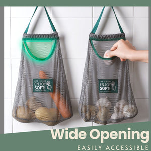 Fresh Keep Vegetables Mesh Bag
