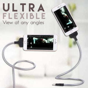 iHold Flexible Lazy Phone Charging Stand