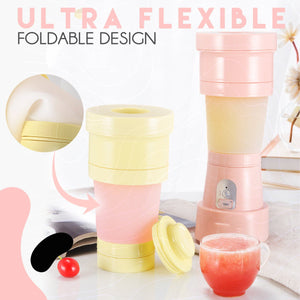 Handy Foldable Juice Blender Cup