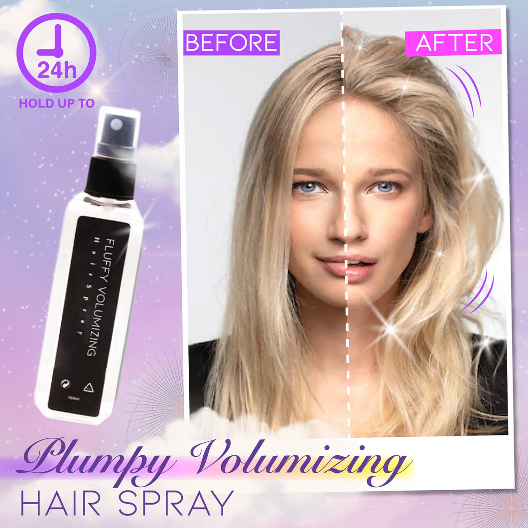 Plumpy Volumizing Hair Spray