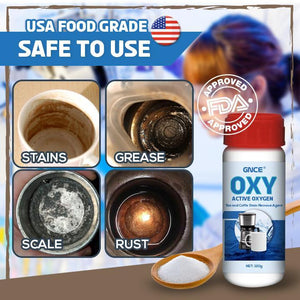 OXY Active Oxygen Tea And Coffee Stains Remove Agent