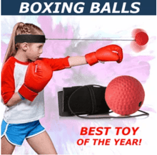 Load image into Gallery viewer, Fun Boxing Reflex Ball