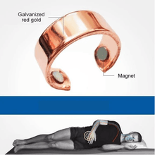 Load image into Gallery viewer, Anti-Snoring Magnet Ring