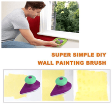 Load image into Gallery viewer, No Mess Easy Job Wall Painting Kit