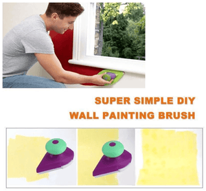 No Mess Easy Job Wall Painting Kit