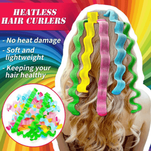 2020 Brand New Magic Wavy Hair Curlers