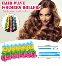 Load image into Gallery viewer, 2020 Brand New Magic Wavy Hair Curlers
