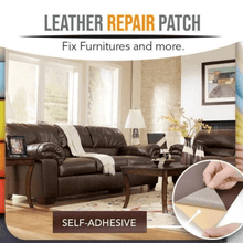 Load image into Gallery viewer, Self-Adhesive Leather Repairing Patch