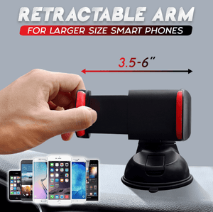 Suction Cup Car Cell Phone Holder
