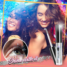 Load image into Gallery viewer, Twinkle Glitter Eyelash Mascara