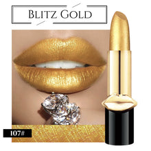 Load image into Gallery viewer, Blitz Gold Lipstick harmoninie