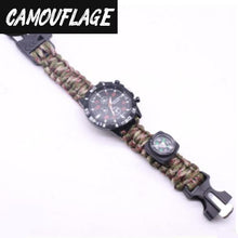 Load image into Gallery viewer, UltraSix Outdoor Survival Watch
