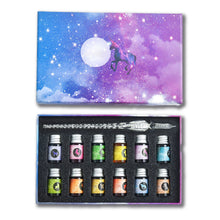 Load image into Gallery viewer, Crystal Glass Pen 1688 Crystal 13PCS Set