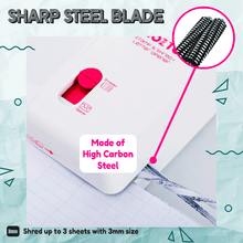Load image into Gallery viewer, 3 in 1 Compact Mini Electric Shredder