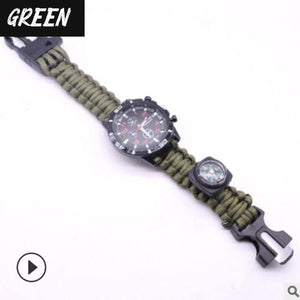 UltraSix Outdoor Survival Watch