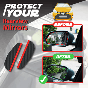 VisionBright Car Side Mirror Shield