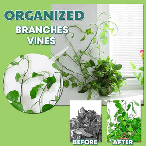 Wall Vines Invisible Plant Clips-100pcs