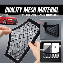 Load image into Gallery viewer, Mini Car Mesh Organizer