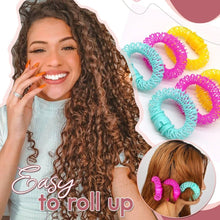 Load image into Gallery viewer, Donut Hair Natural Curlers (14Pcs Set)