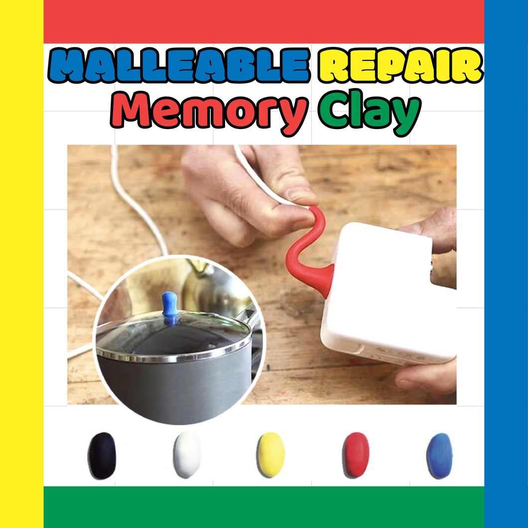 Malleable Repair Memory Clay 1688