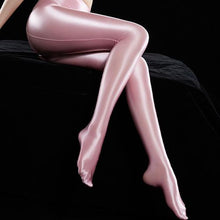 Load image into Gallery viewer, Satin GLOSSY OPAQUE Yoga Leggings