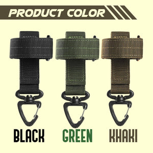 Tactical Strip Storage Buckle 1688 Black 1PC