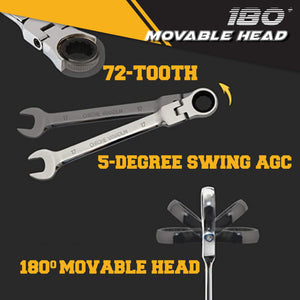 Tubing Ratchet Wrench 1688