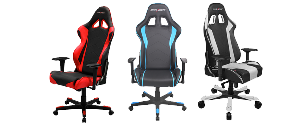 Best selling DXRacer gaming chairs (2019)