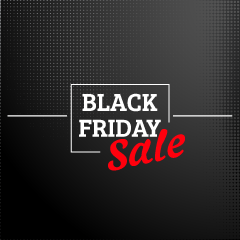 Black Friday sale! Up to 50% off