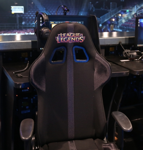 League of Legends (LCS) chairs (updated)