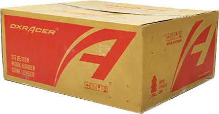 DXRacer Packaging
