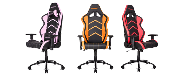 AKRacing gaming chairs