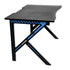 AKRacing Gaming Desk Blue - Angle