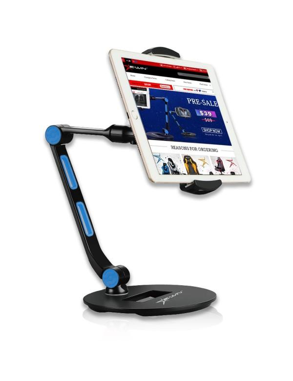 Ewin Blue Tablet Stand (EHBC) - Front